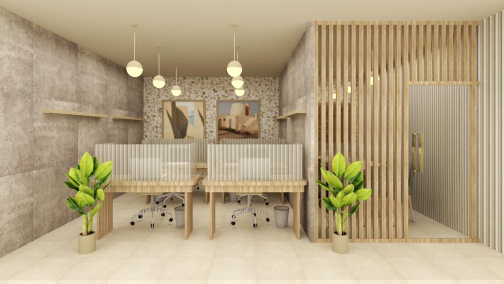 Interior Design for Office in the time of COVID-19